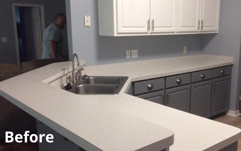 Enduracrete Has Emerged As The Leader In Decorative Concrete Countertop Technology Continually Improved It Advances